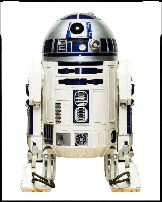 Wired сфотографировал реквизит из «Звёздных войн» . Изображение № 8.