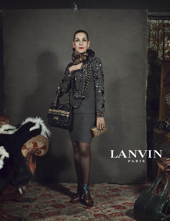 Кампании: Elie Saab, Just Cavalli, Lanvin и другие. Изображение № 43.
