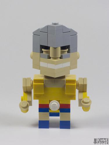 Изображение 18. Lego-герои CubeDude .. Изображение № 18.