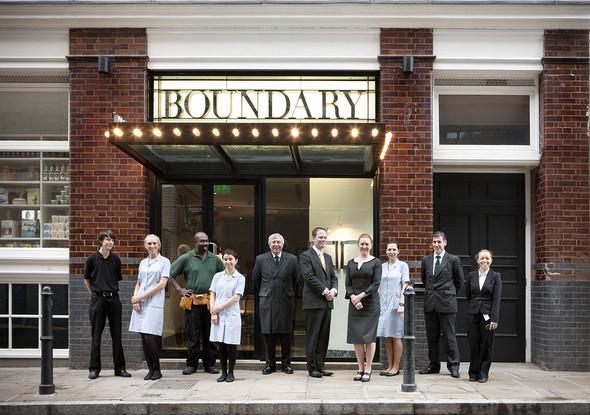 Изображение 40. Design Hotels: Boundary, Лондон.. Изображение № 39.