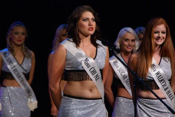 Самые красивые девушки Новой Зеландии. Изображение № 7.
