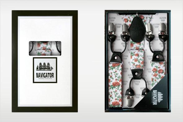 Коллекция подтяжек «Навигатор» от Sevaro Elit . Изображение № 19.