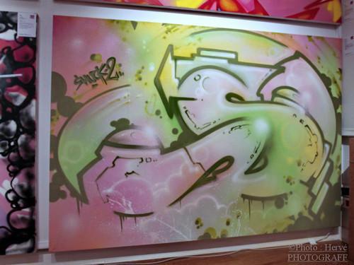 Граффити-аукцион. Изображение № 29.