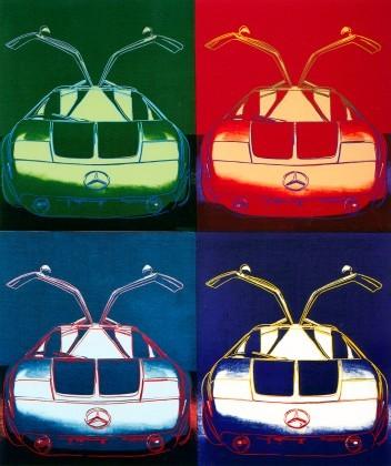 Автомобиль как искусство. Энди Уорхол. Изображение № 11.