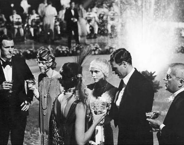 A revival for 20s fashion: Gatsbys girl или Roaring Twenties. Изображение № 5.