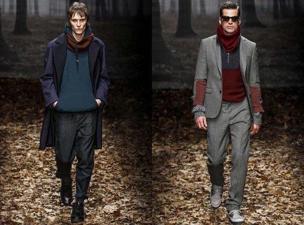 Milan Fashion Week:  День 2. Изображение № 36.