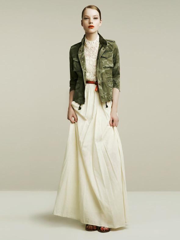 Изображение 9. Лукбук: Zara April 2011.. Изображение № 9.