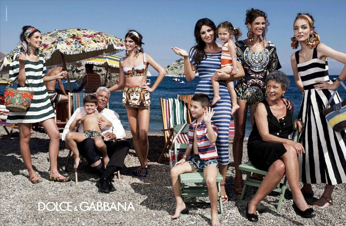 Balenciaga, Jean Paul Gaultier и Versace выпустили кампании. Изображение № 4.
