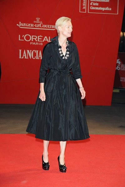 Тильда Суинтон, актриса. Изображение № 41.
