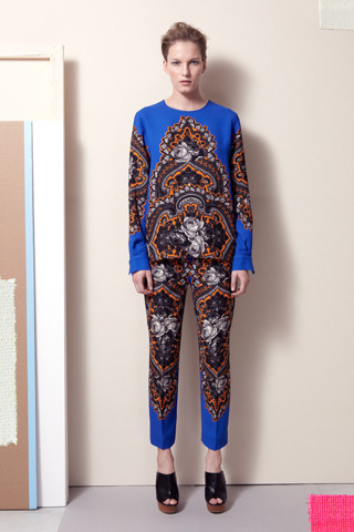 Stella McCartney Pre-Fall 2012. Изображение № 18.