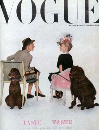Калейдоскоп обложек Vogue. Изображение № 24.