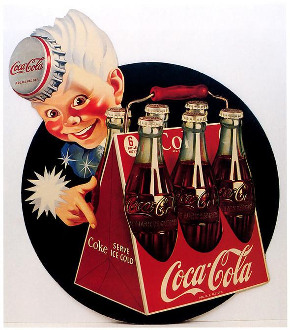 Рекламные плакаты coca-cola. Изображение № 11.