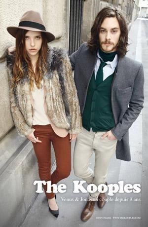 Кампания: The Kooples FW2011. Изображение № 8.