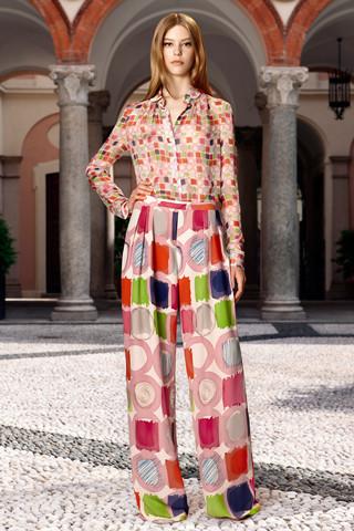 Коллекции  Resort 2013: Derek Lam, Gucci, Anna Sui и другие. Изображение № 44.