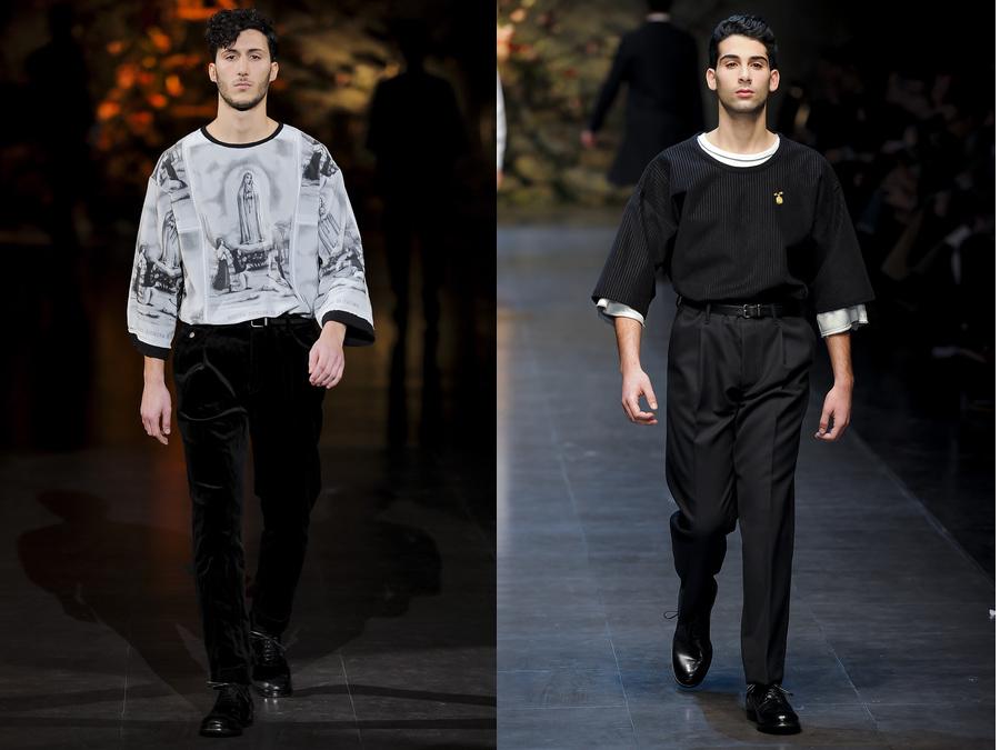 Milan Fashion Week: День 1. Изображение № 13.