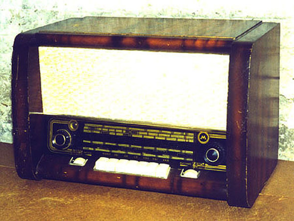 Радиоприемники в стиле ретро. Изображение № 30.