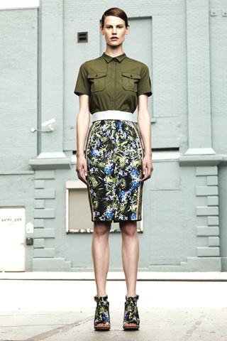 Изображение 7. Лукбуки Resort 2012: Givenchy, Lanvin.. Изображение № 7.