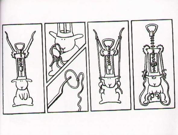 Кролики-самоубийцы(Bunny Suicides). Изображение № 11.