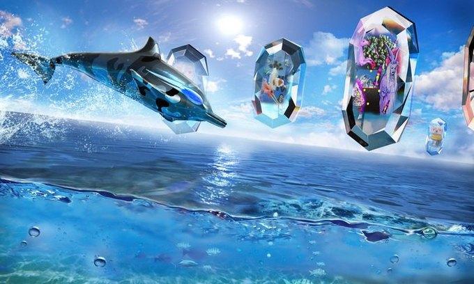 Российские музыканты записали саундтрек для сипанк-игры про дельфина. Изображение № 2.