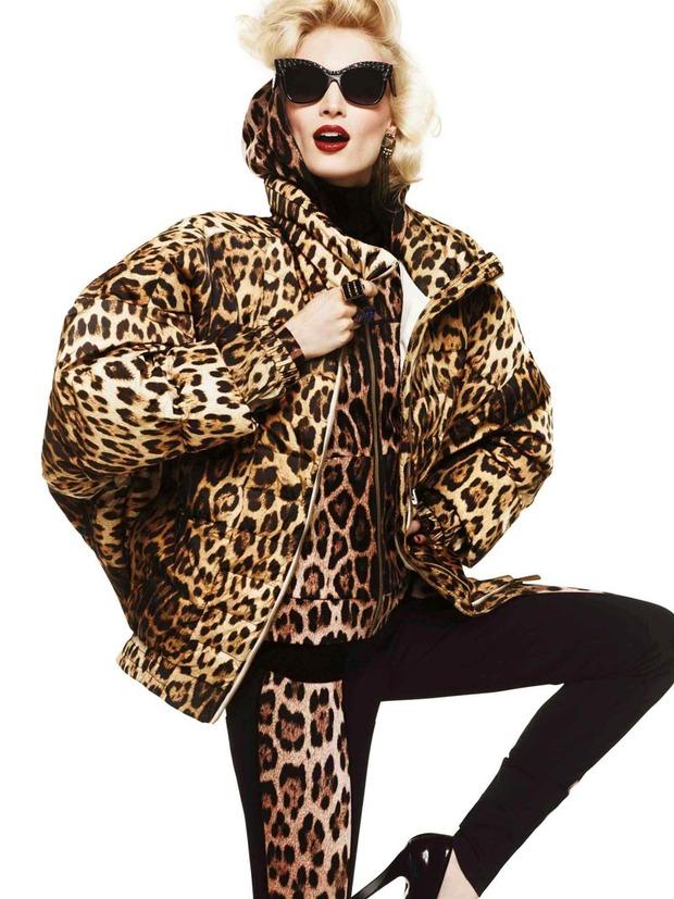 Вышли новые лукбуки Joie, Roberto Cavalli, Juicy Couture и других марок. Изображение № 193.