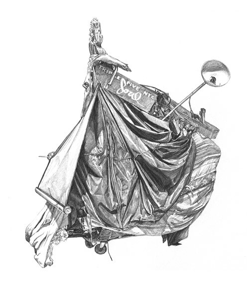 Шаверма и тележки. Изображение № 5.