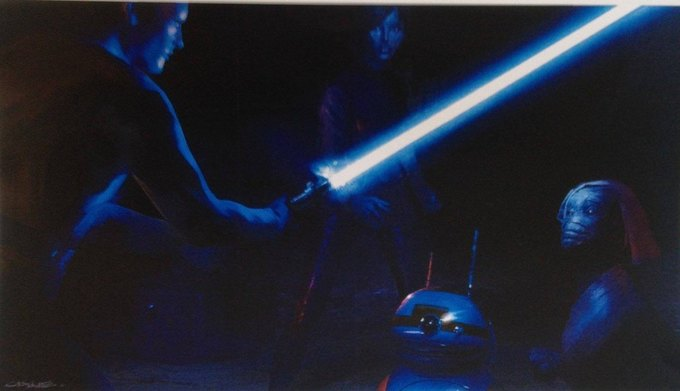 В Сеть выложили 32 концепт-арта для «Звёздных войн VII». Изображение № 4.
