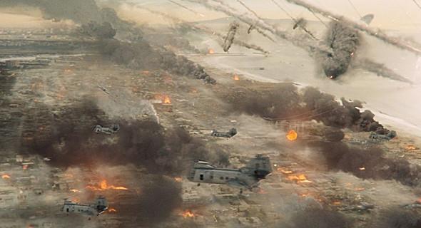 Изображение 1. Премьеры недели: «Инопланетное вторжение: Битва за Лос-Анджелес» и «Не отпускай меня».. Изображение № 1.