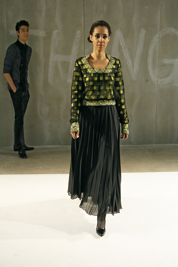 Berlin Fashion Week A/W 2012: Sebastian Ellrich. Изображение № 7.
