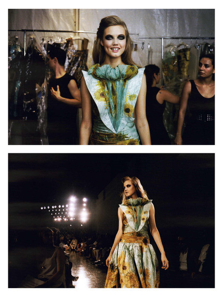 Съёмка: Линдси Уикссон для Style.com/Print. Изображение № 1.