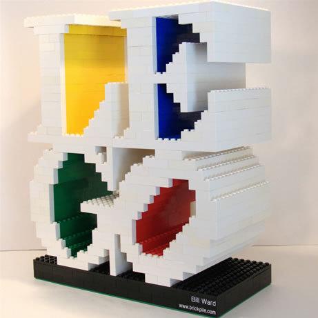48 креативных LEGO творений. Изображение № 15.