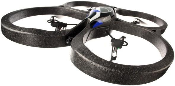 Parrot AR.Drone. Полетели!. Изображение № 10.