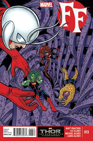 13 комиксов для тех, кто устал от банальных супергероев. Изображение № 6.