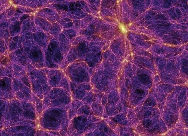 Светодиодная подсветка деревьев как наглядная модель Вселенной. Изображение № 1.