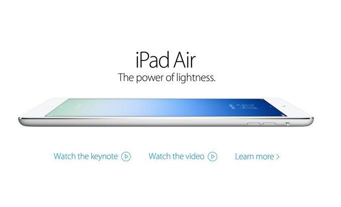Трансляция: Apple представляет новые iPad и другие продукты. Изображение № 3.