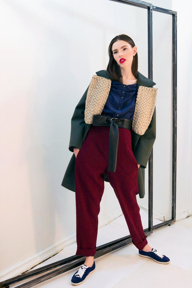 Click-boutique и Yanina Vekhteva показали новые коллекции. Изображение № 8.