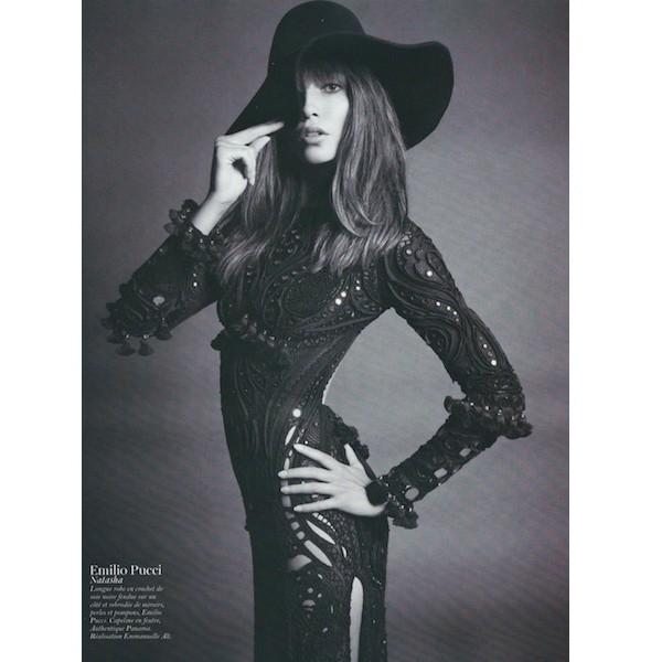 Изображение 24. Съемки: Harper's Bazaar, Industrie, Vogue и другие.. Изображение № 71.