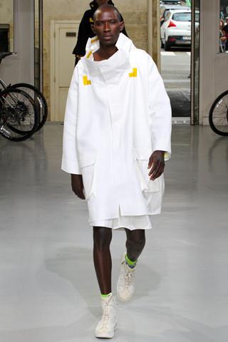 Неделя мужской моды в Париже: День 2. Изображение № 22.