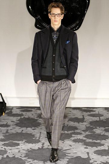 Неделя моды в Париже: мужские показы. Изображение № 25.
