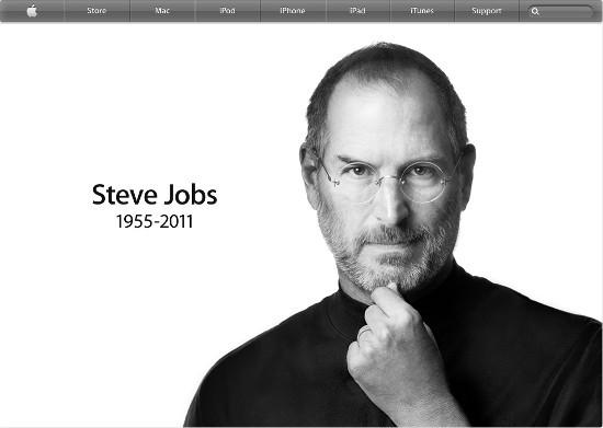 Steve Jobs (1955-2011). Изображение № 1.
