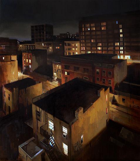 Городской реализм Кима Когана. Изображение № 10.