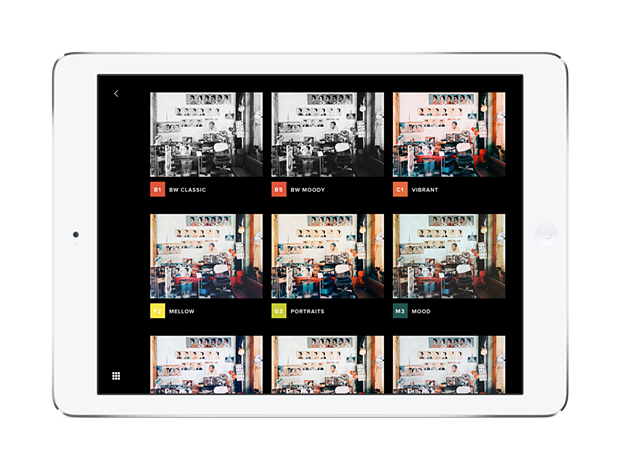 VSCO выпустила приложение для iPad и платформу Journal. Изображение № 3.