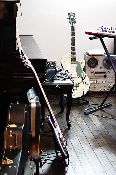 Музыкальная кухня: Revoltmeter. Изображение №13.