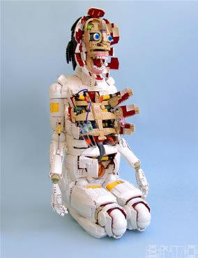 48 креативных LEGO творений. Изображение № 3.
