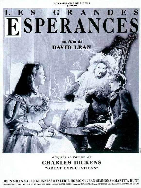 Great Expectations (1946) based on the novel by Charles Dickens, David Lean. John Mills Anthony Wager Jean Simmons. Изображение № 18.