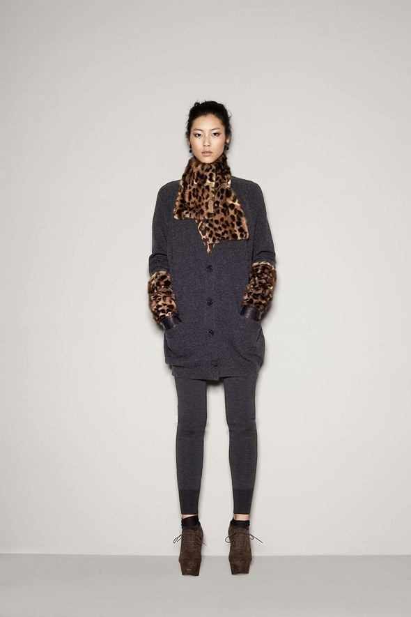 Лукбук: Dolce & Gabbana FW 2011 Women's. Изображение № 63.