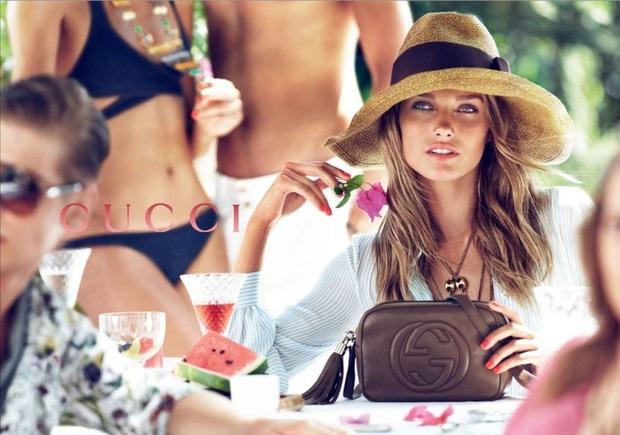 Вышли новые кампании Gucci, I am, Marella, Miu Miu, SLP и Versus. Изображение № 3.