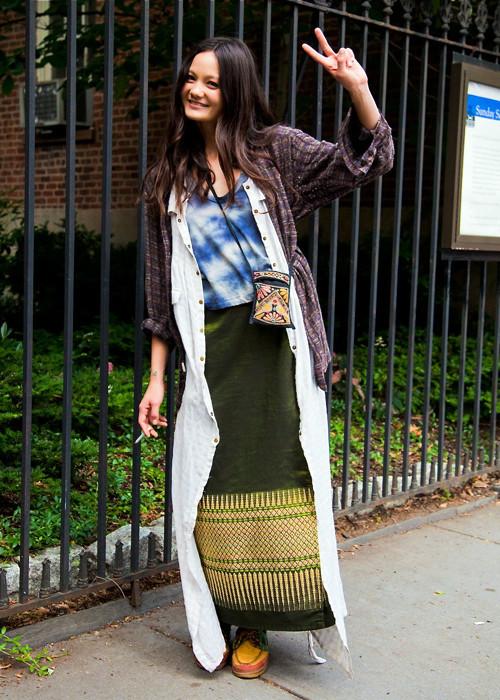 City Looks: Стиль моделей в блоге Bonae L'Amour. Изображение № 13.