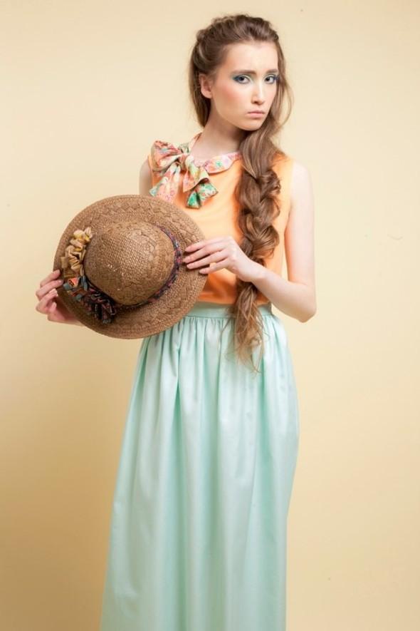 """Коллекция ANaзarova """"BLOSSOM"""" Summer 2012 для BACKSTAGE showroom. Изображение № 14."""
