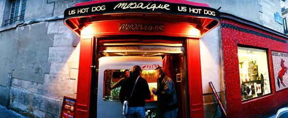 Изображение 14. Парижские кафе.. Изображение № 16.