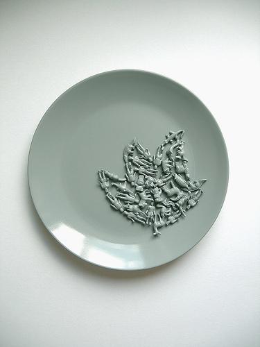 Чудная посуда Monique Goossens. Изображение № 10.